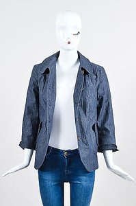 Piazza Sempione Denim Blue Jacket
