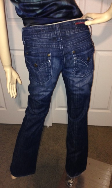 Vigoss Relaxed Fit Jeans-Medium Wash