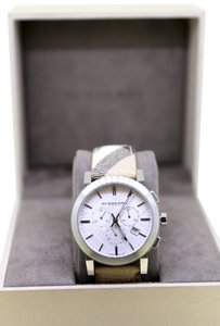 Burberry Burberry BU9360 Check Chronograph