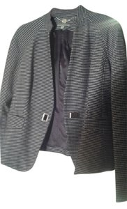 Anne Klein black with white Jacket
