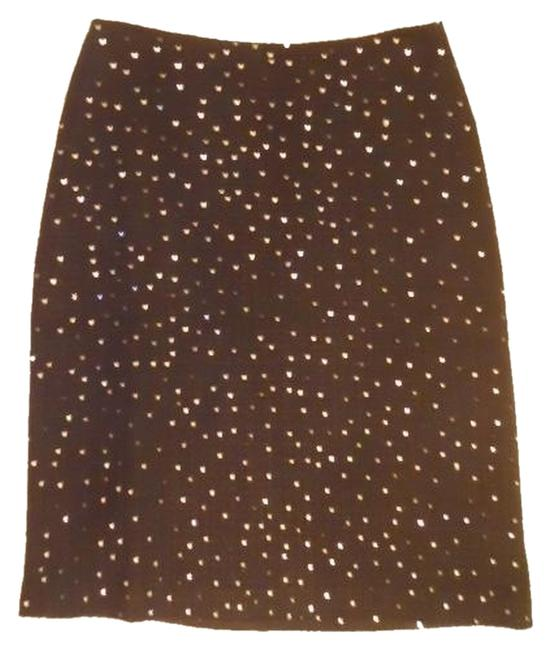 Preload https://img-static.tradesy.com/item/1130999/ann-taylor-black-sequined-knee-length-skirt-size-2-xs-26-0-0-650-650.jpg