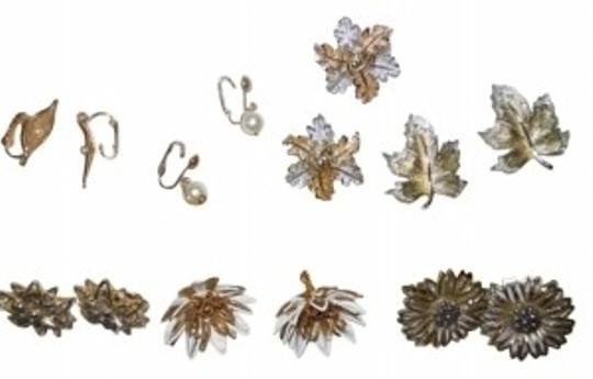 Sarah Coventry Vintage Sarah Coventry clip earring lot