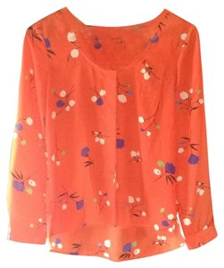 Collective Concepts Top Orange