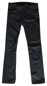 H&M Denim Charcoal Skinny Jeans-Dark Rinse
