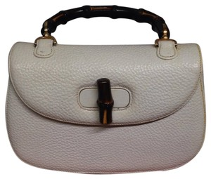 Gucci Satchel in White