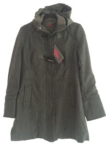 Other Hooded Jacket Pea Coat