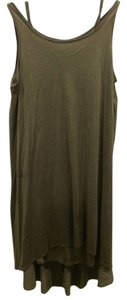 olive green Maxi Dress by Eileen Fisher