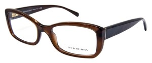 Burberry New Burberry Women's Eyeglasses Brown