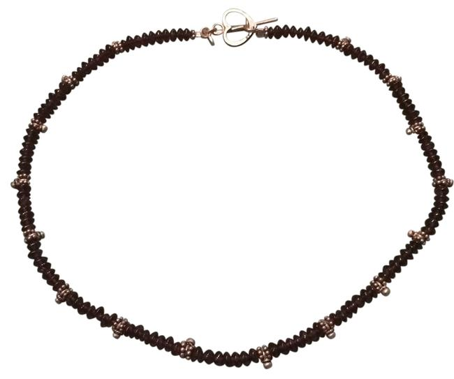 Red Garnet Necklace Red Garnet Necklace Image 1