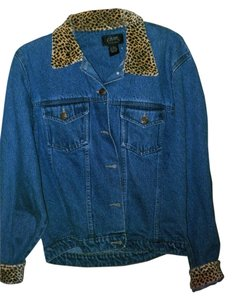 multi-design back Womens Jean Jacket