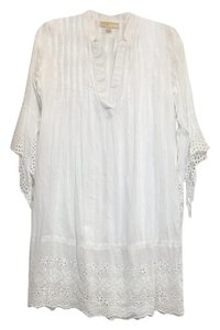 MICHAEL Michael Kors short dress White Tunic on Tradesy