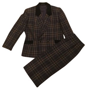 Burberry Burberry Skirt Suit