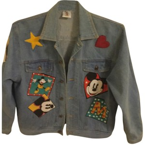 Disney Womens Jean Jacket