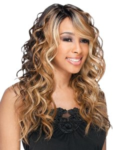Boutique 9 Lace Front Deep Invisible Part Wig
