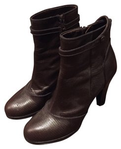 Nanette Lepore Brown booties size 8.5 Boots