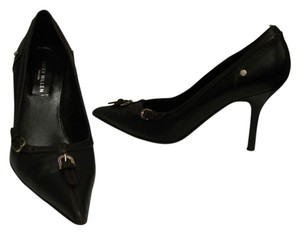 Karen Millen Stilettos 39.5 9 black Pumps