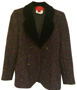 Emanuel Ungaro Emanuel Ungaro ladies size 6 skirt suit with blazer and pencil skirt.