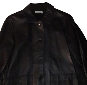 Isabella Bird Leather Jacket