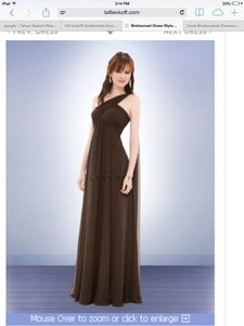 Bill Levkoff Chocolate Style 675 Dress