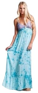 Aqua Blue Maxi Dress by Rip Curl