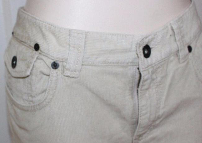 Banana Republic Corduroy Casual Straight Pants BEIGE Image 1