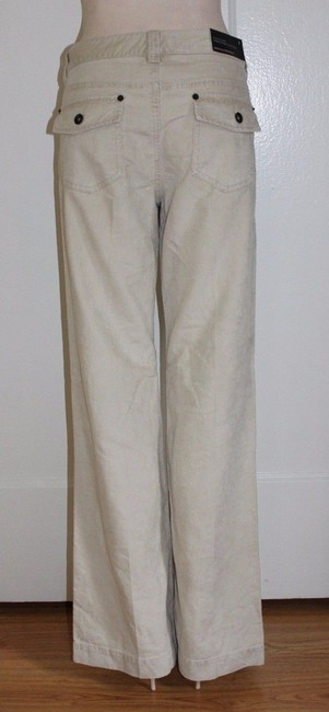 Banana Republic Corduroy Casual Straight Pants BEIGE Image 2