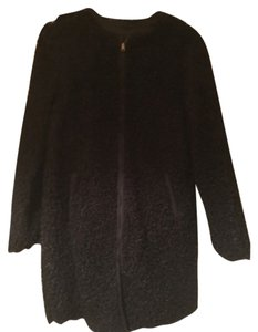 A.B.S. by Allen Schwartz Silver Label Fur Coat