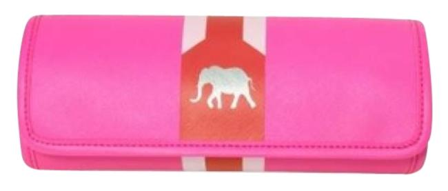 Item - Hot Pink Roll with It Cosmetic Bag
