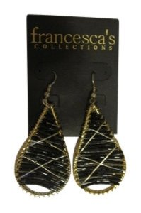 Francesca's Francesca's Teardrop Earrings