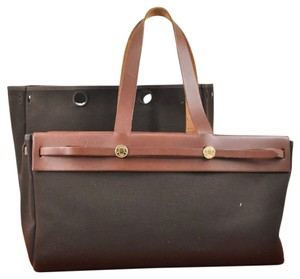 Hermès Hermes Shoulder Tote in Brown