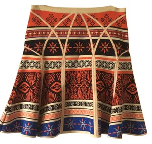 Diane von Furstenberg Skirt Multi colored