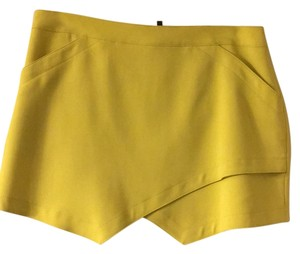 BCBGMAXAZRIA Mini Skirt Lime green