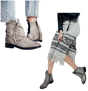 A.S. 98 Eunice Grey Boots