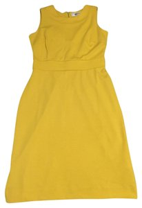 Reynah short dress Yellow on Tradesy