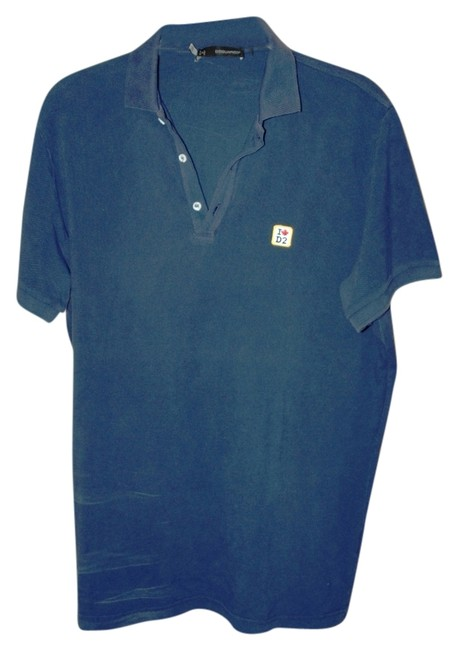 Preload https://item4.tradesy.com/images/dsquared-blue-polo-tee-shirt-size-14-l-1132303-0-0.jpg?width=400&height=650