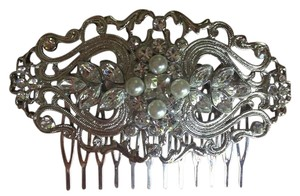 Silver Hair Accessory - item med img