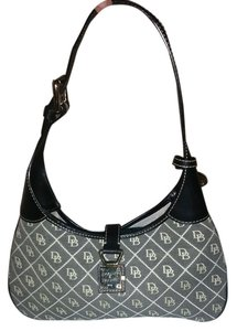 Dooney & Bourke Burke Db Lock Shoulder Bag