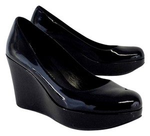 Marc by Marc Jacobs Patent Leather Wedges