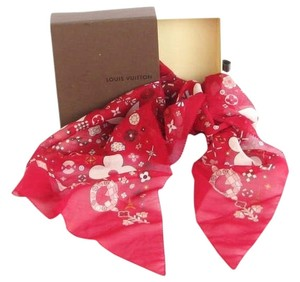 Louis Vuitton Bandeau Mousseline Ribbon Scarf