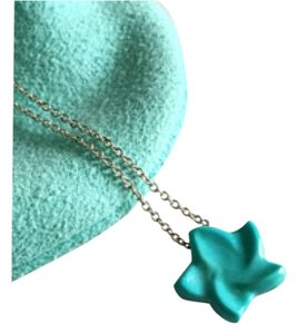 Tiffany & Co. Rare Star Turquoise Necklace