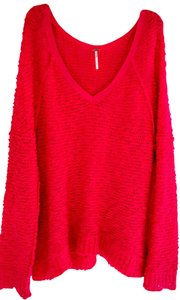 Free People Pullover V-neck Sweater