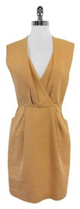 3.1 Phillip Lim short dress Light Orange on Tradesy