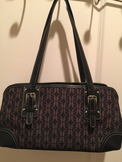 Fossil Purse Satchel in Brown and tan Image 1
