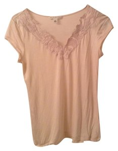 Banana Republic T Shirt Ivory