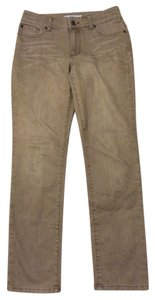 Chico's Straight Leg Jeans-Light Wash