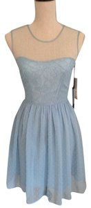 Rodarte for Target short dress Blue on Tradesy