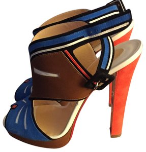 Christian Louboutin Colorful Sandals