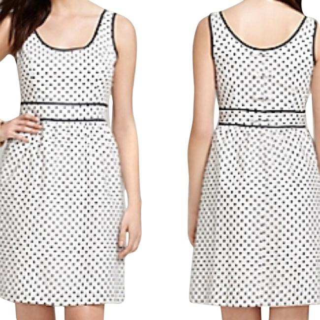 Preload https://img-static.tradesy.com/item/11331274/tommy-hilfiger-white-with-navy-blue-polka-dots-knee-length-cocktail-dress-size-2-xs-0-1-650-650.jpg