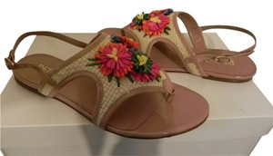 RED Valentino Multi Color Sandals