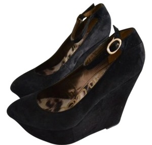 Sam Edelman Black Platforms